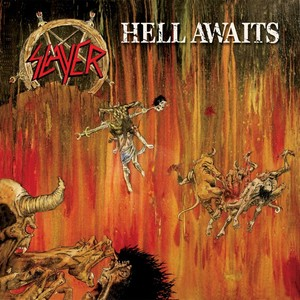 SLAYER ´Hell Awaits´