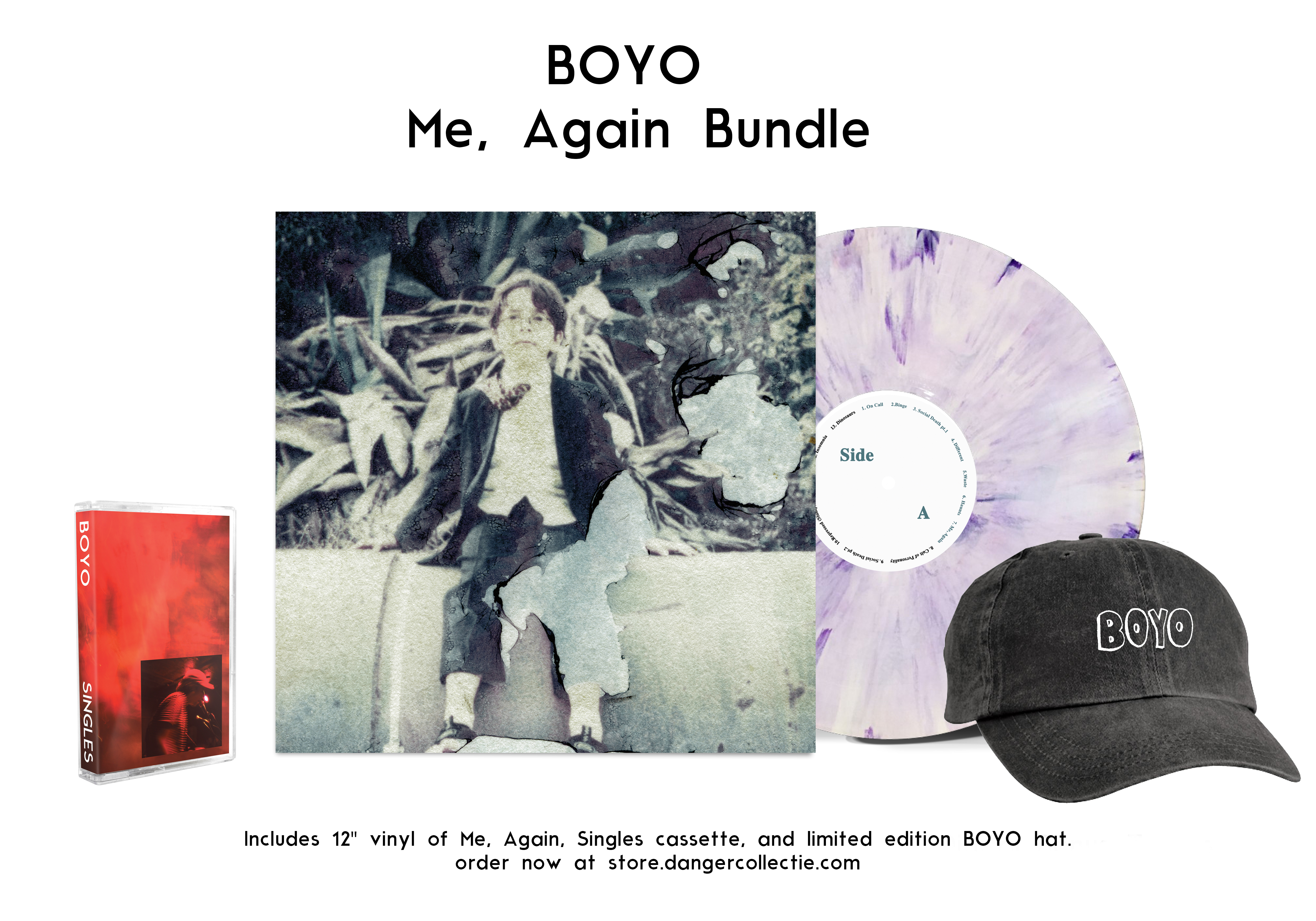 BOYO - Me, Again