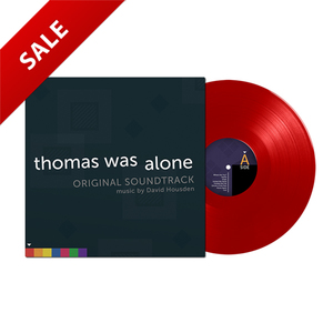 David Housden - Thomas Was Alone: Official Soundtrack