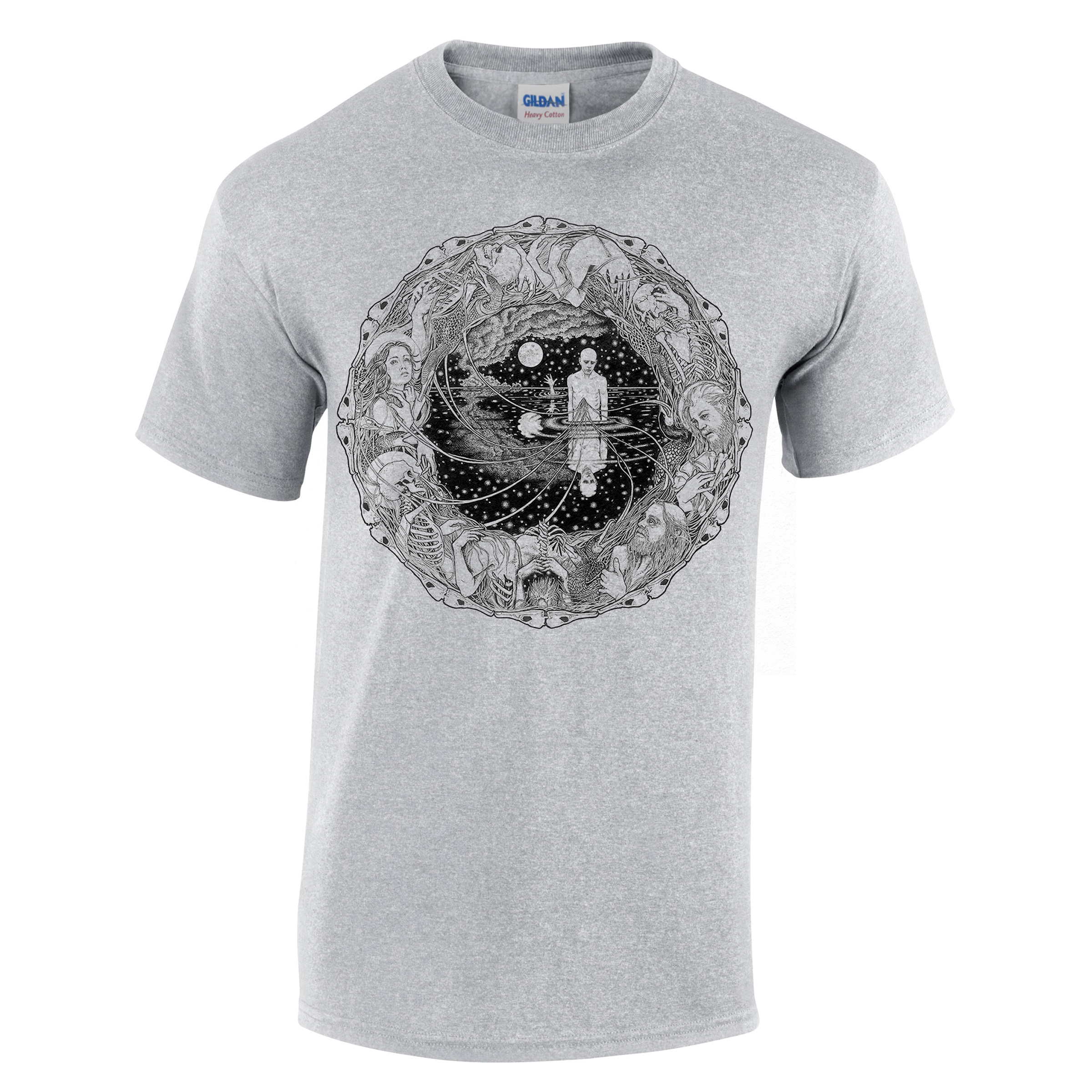 Garganjua - Through The Void shirt