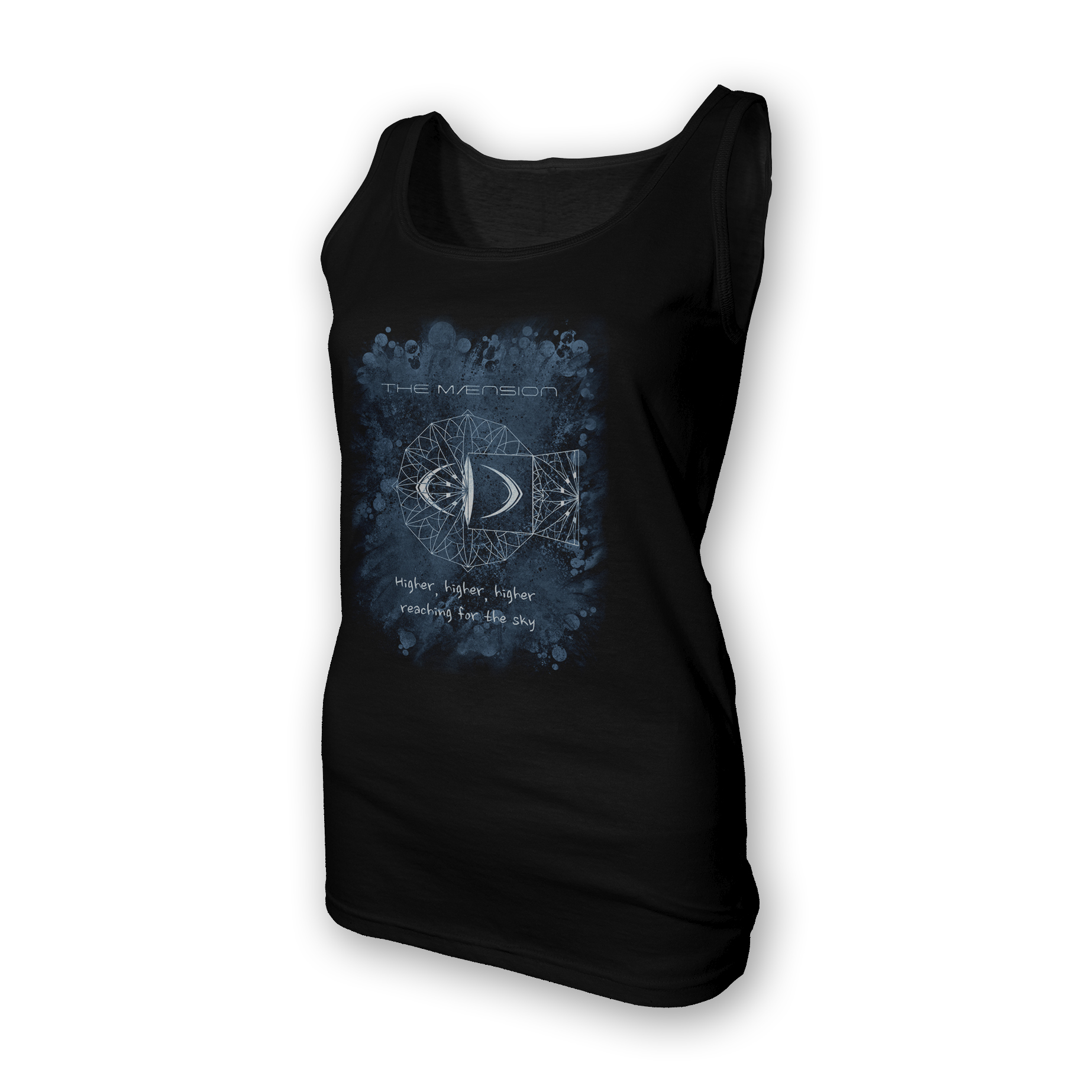 OPEN CAGE Tank Top