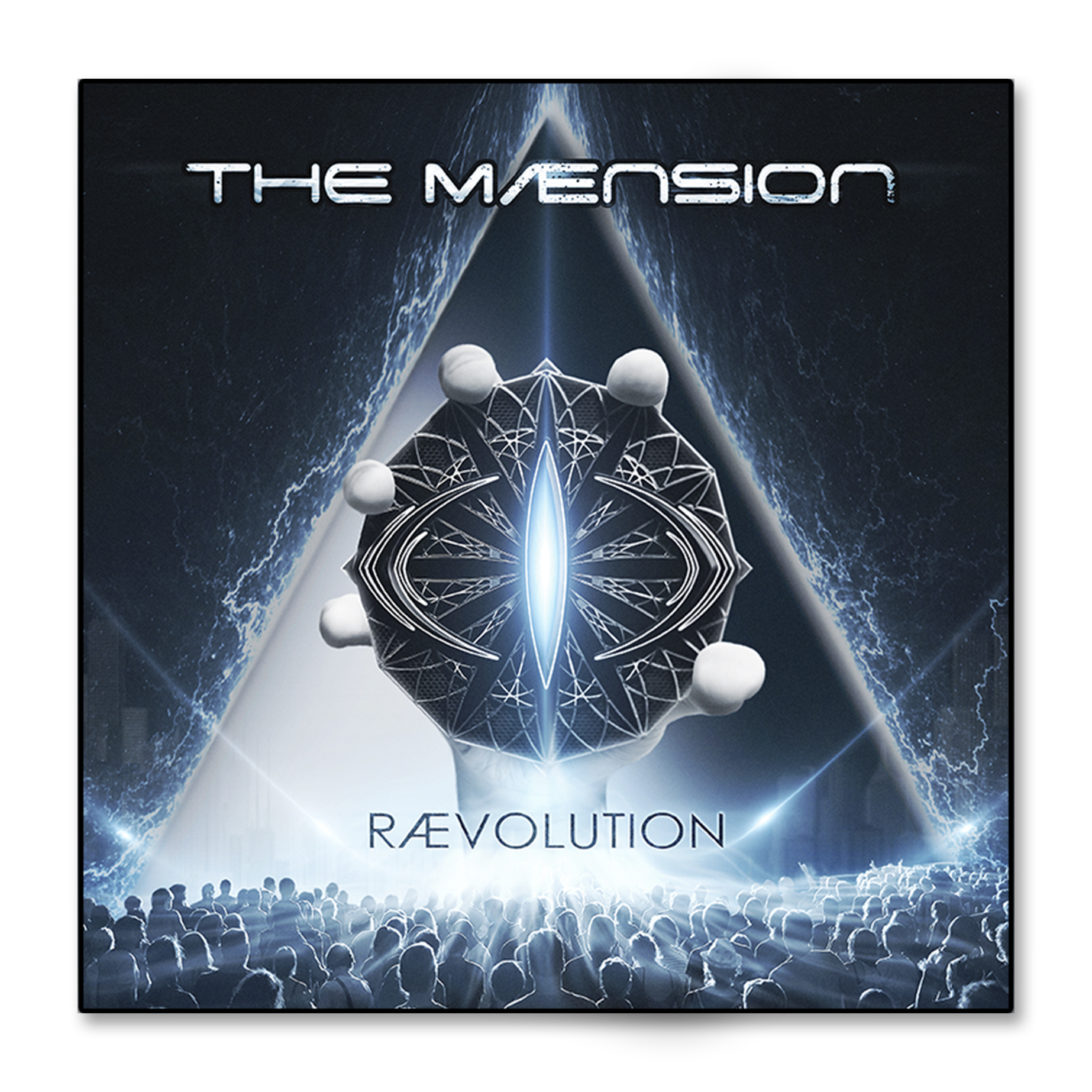 RÆVOLUTION - CD Digipack