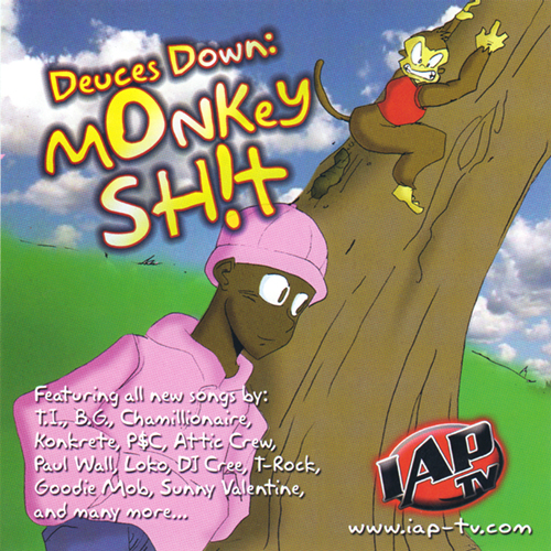 IAP-TV Presents Deuces Down: Monkey Sh!t