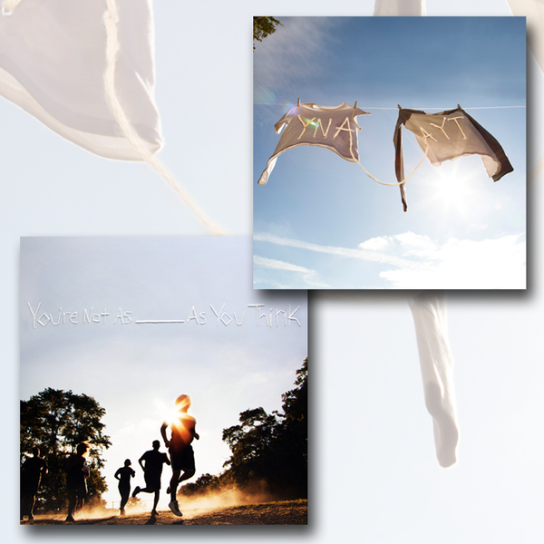 Sorority Noise – YNAAYT / You're Not As _____ As You Think Bundle - PREORDER