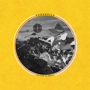 Turnstile - Time & Space LP