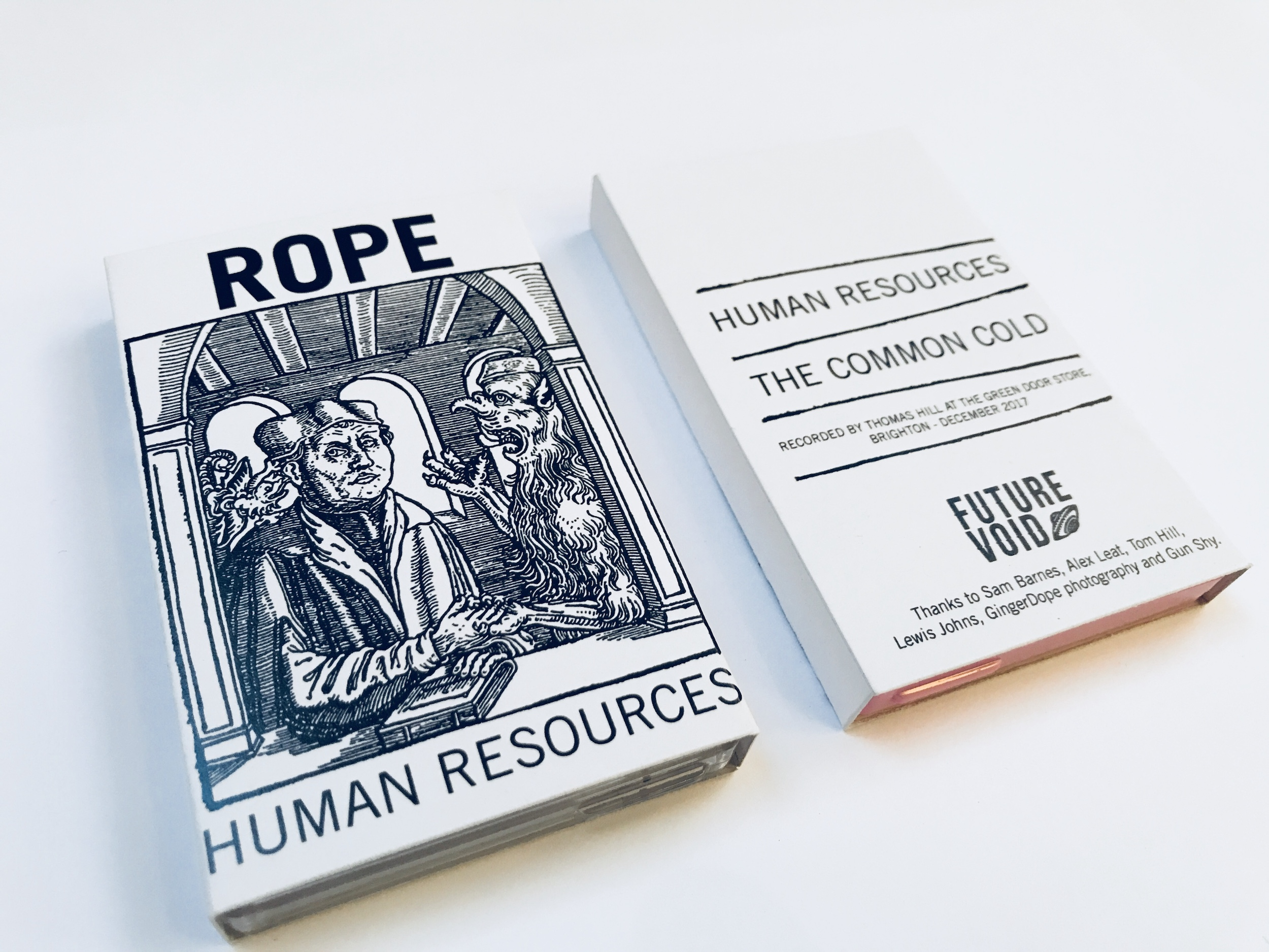 Rope - Human Resources