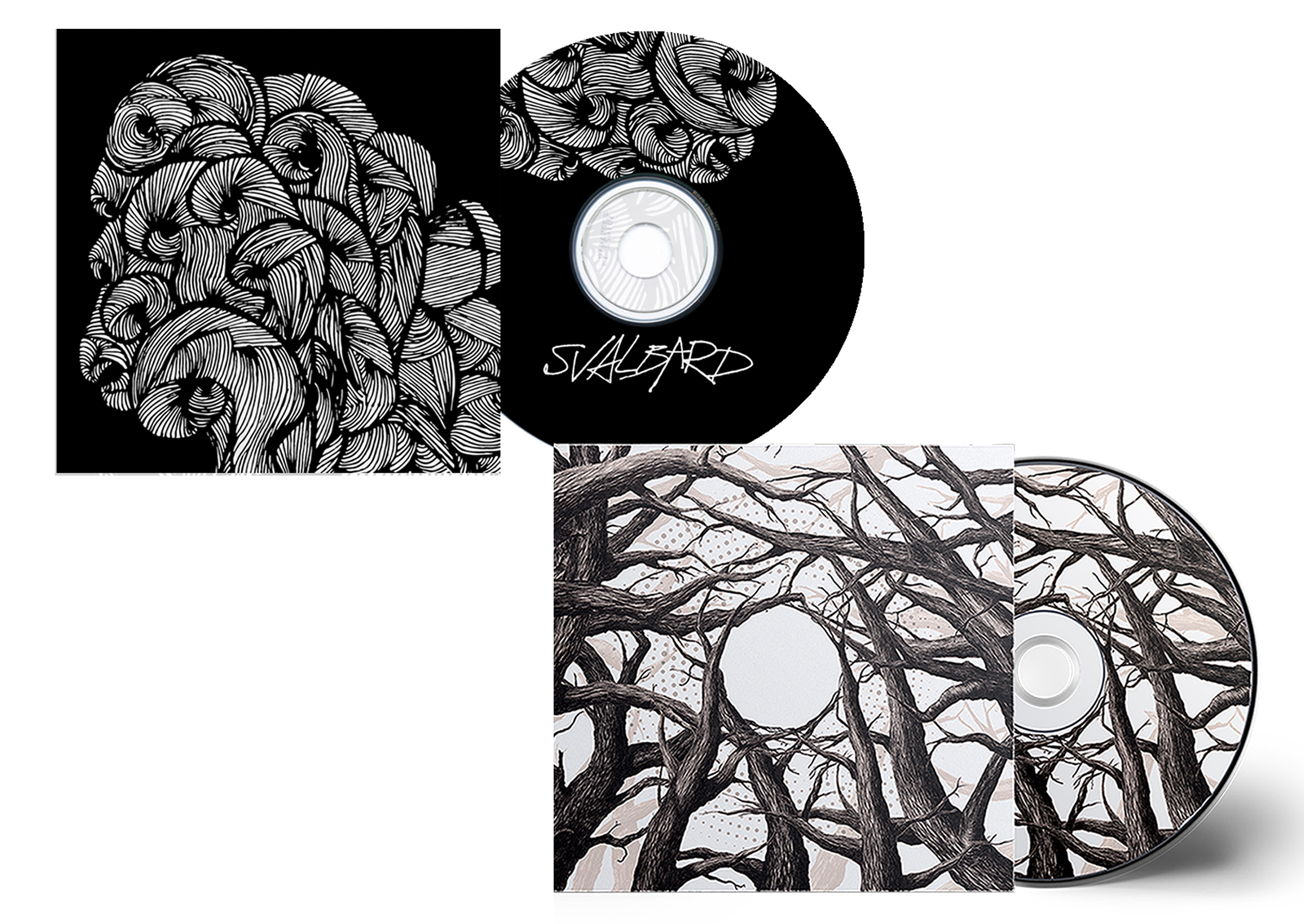 Svalbard - It's Hard To Have Hope CD + 'One day all...' CD PREORDER