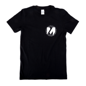 'M' Left Chest Logo T-shirt