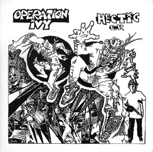 Operation Ivy - Hectic EP 12