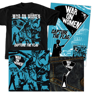 War On Women 'Capture The Flag' Package Deal