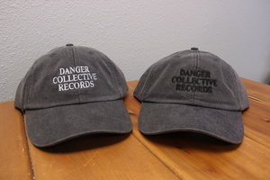 Danger Collective Logo Hats
