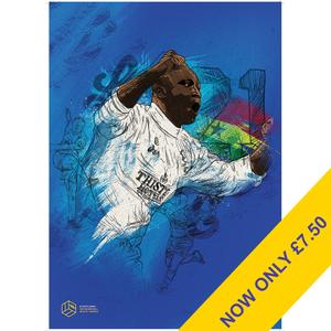 Tony Yeboah A3 Print