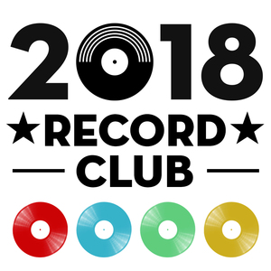 A-F Records 2018 Record Club