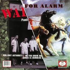 WARZONE & CAUSE FOR ALARM ´Split´