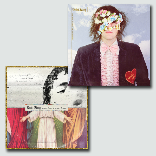 Beach Slang  – ' Quiet Slang'  Vinyl Bundle - PREORDER