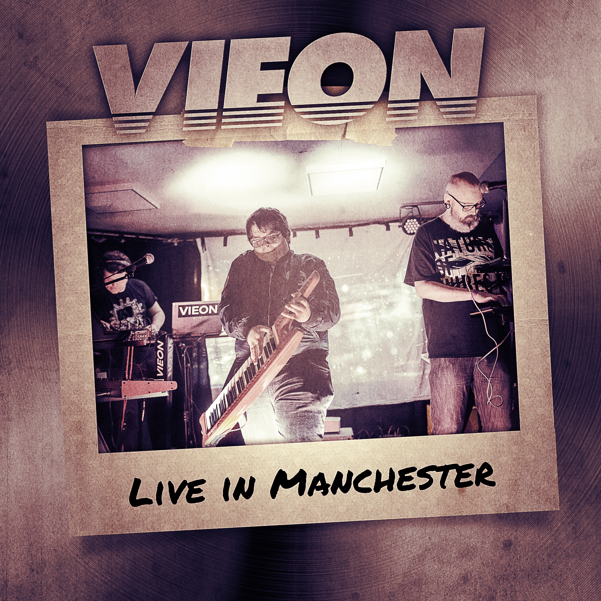 Vieon - Live in Manchester