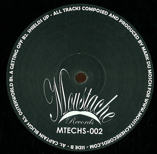 Mark Du Mosch – Outerworld EP (Moustache Techno)
