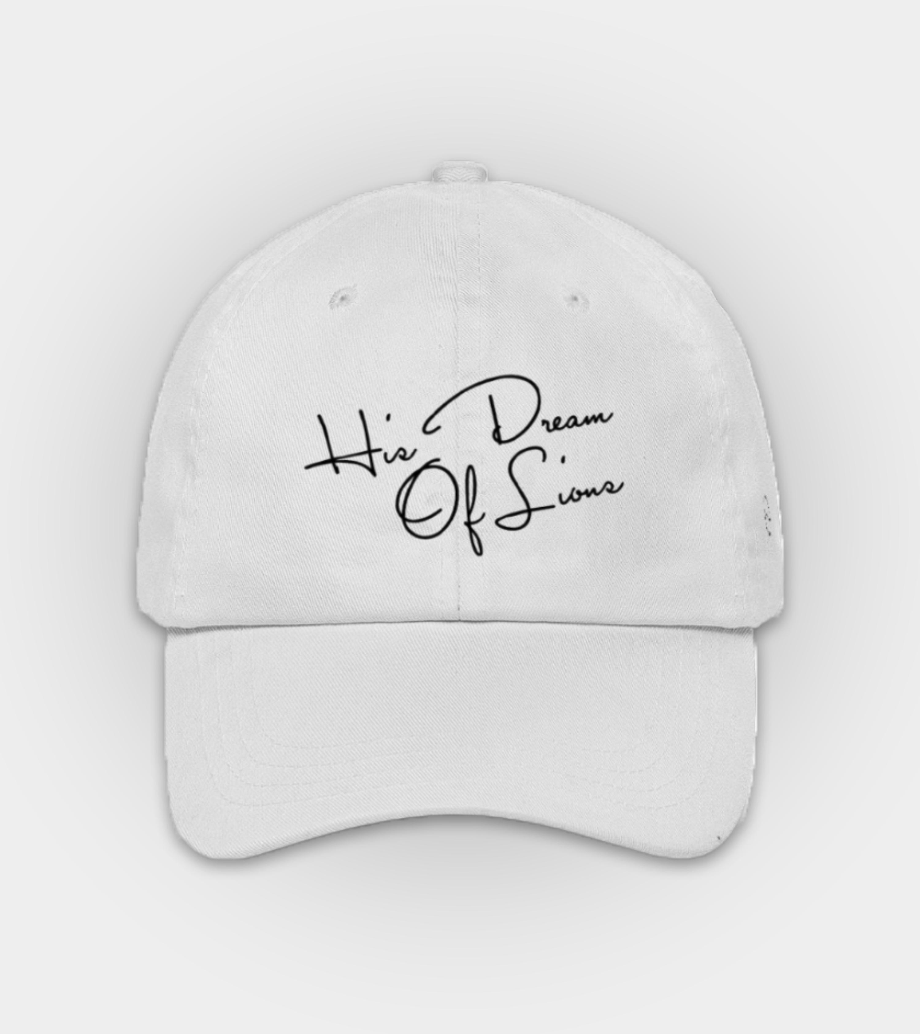 Cursive Logo Dad Hat