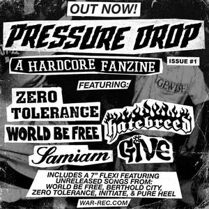 PRESSURE DROP FANZINE #1
