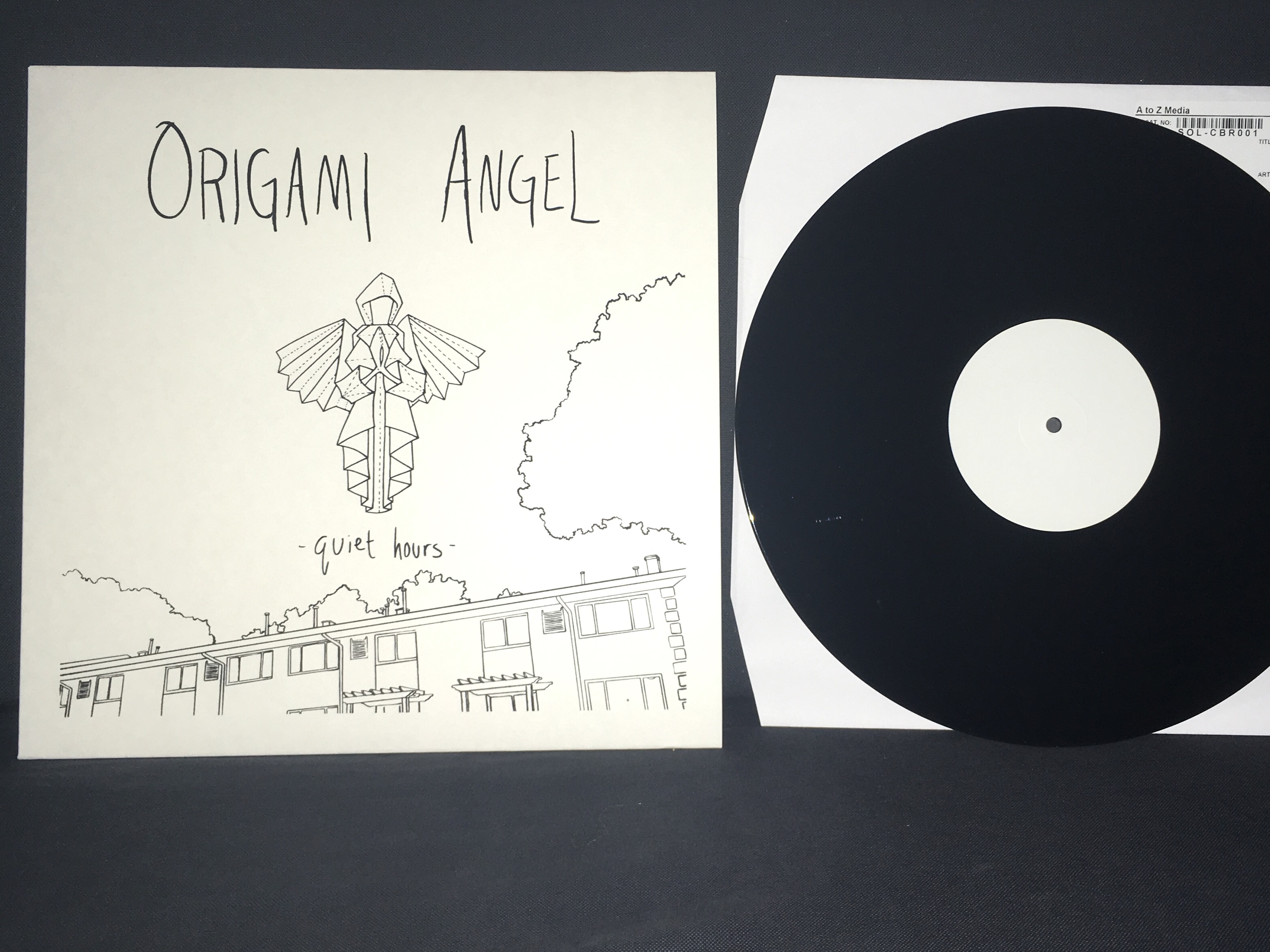 Origami Angel - Quiet Hours