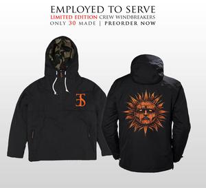 Employed To Serve - Crew Jacket