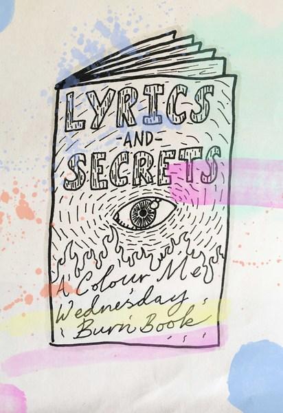 Lyrics & Secrets Booklet