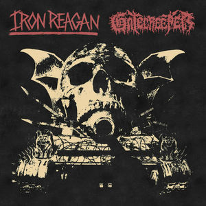 Gatecreeper / Iron Reagan - Split LP