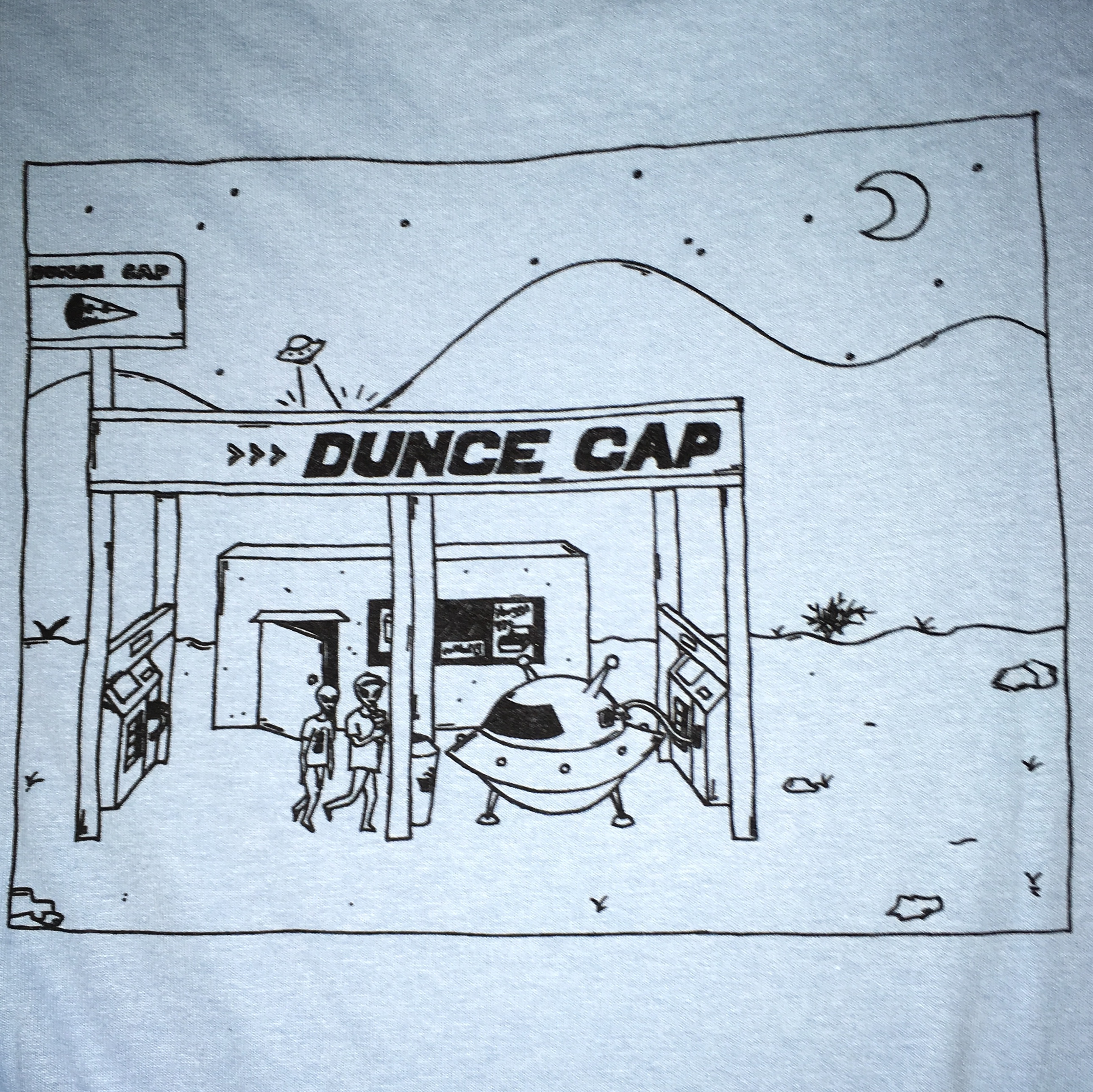 Dunce Cap - Space