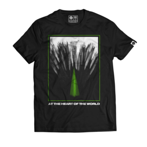 At the Heart of the World - Rotting Forms T-shirt