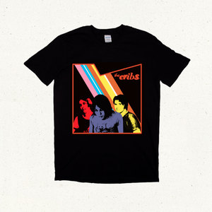'The Cribs' Limited Edition Album T-Shirt