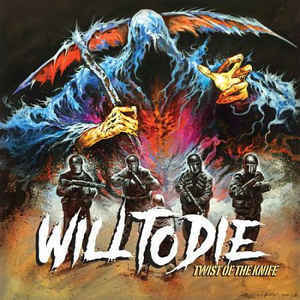 WILL TO DIE ´Twist Of The Knife´ [LP]