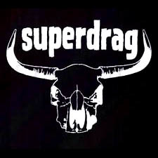 Superdrag Cow Skull T-Shirt