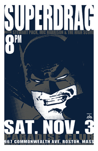Poster-Boston, MA 11/3/07