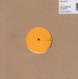 Various – V.A. EP Vol. 1 (Echocord)