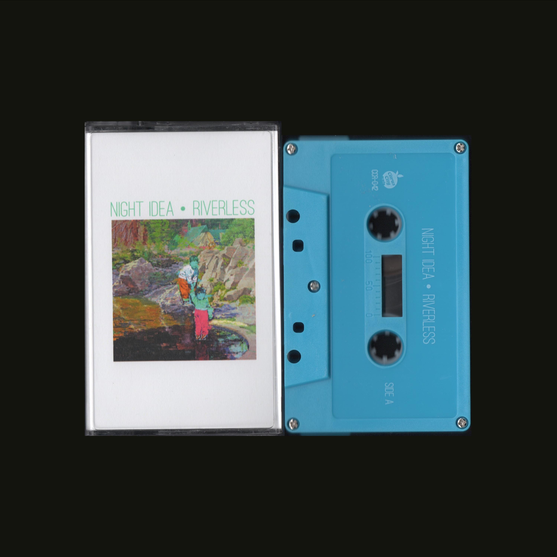 Night Idea - Riverless (Citrus City Records)