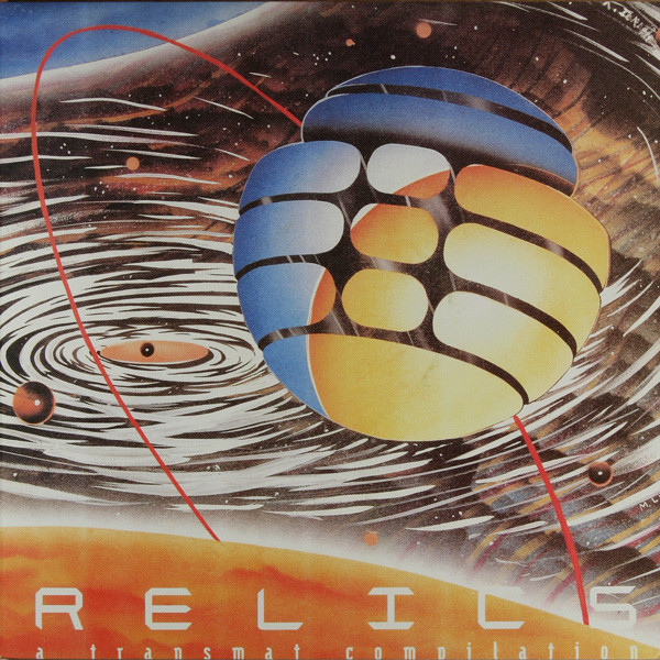 Various – Relics - A Transmat Compilation (Buzz)