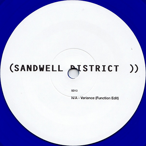 N/A  ‎– Variance (Function Edit) Label: Sandwell District ‎– SD13