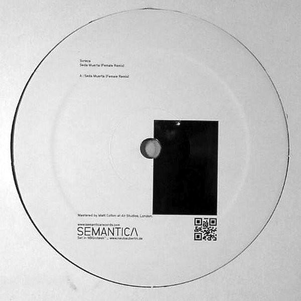 Svreca – Seda Muerta (Female Remix) (Semantica Records)