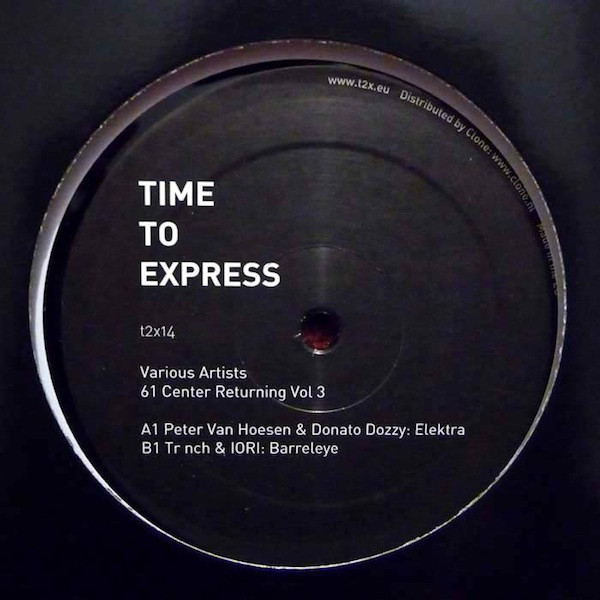 Various Artists – 61 Center Returning Vol 3 (Time To Express)