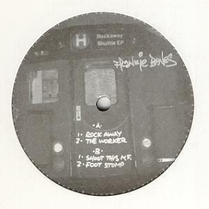Frankie Bones – Rockaway Shuttle EP (Sonic Groove)