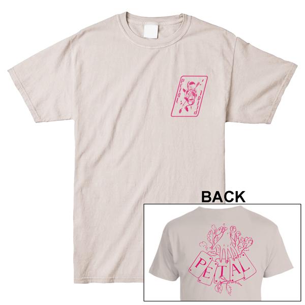 Petal - 'Card Trick' Shirt - PREORDER