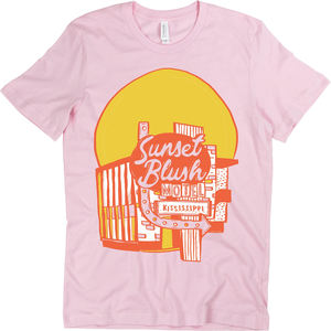 Kississippi Motel Shirt - PREORDER