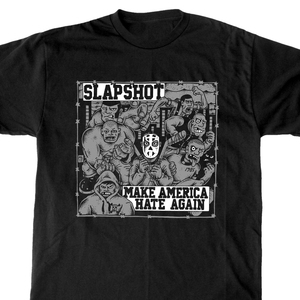 Slapshot 'Make America Hate Again' T-Shirt