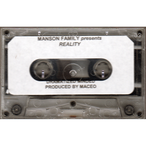 Manson Family Presents Reality - Dramatized Minded