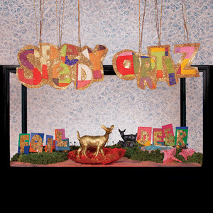 Speedy Ortiz - Foil Deer LP
