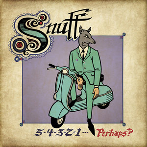 Snuff - 5-4-3-2-1... Perhaps? LP