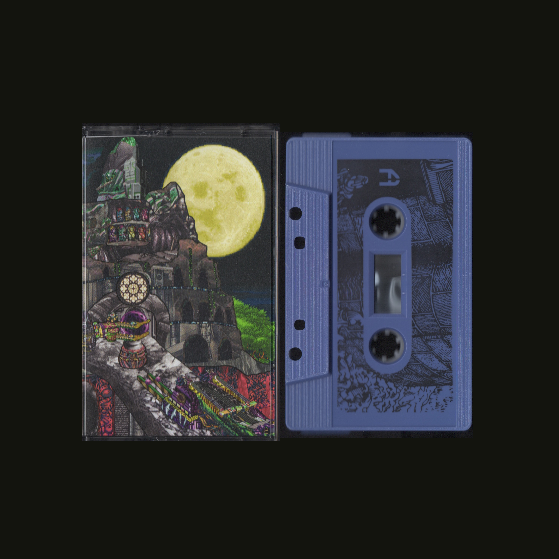 Mukqs - 起き上がり (Doom Trip Records)