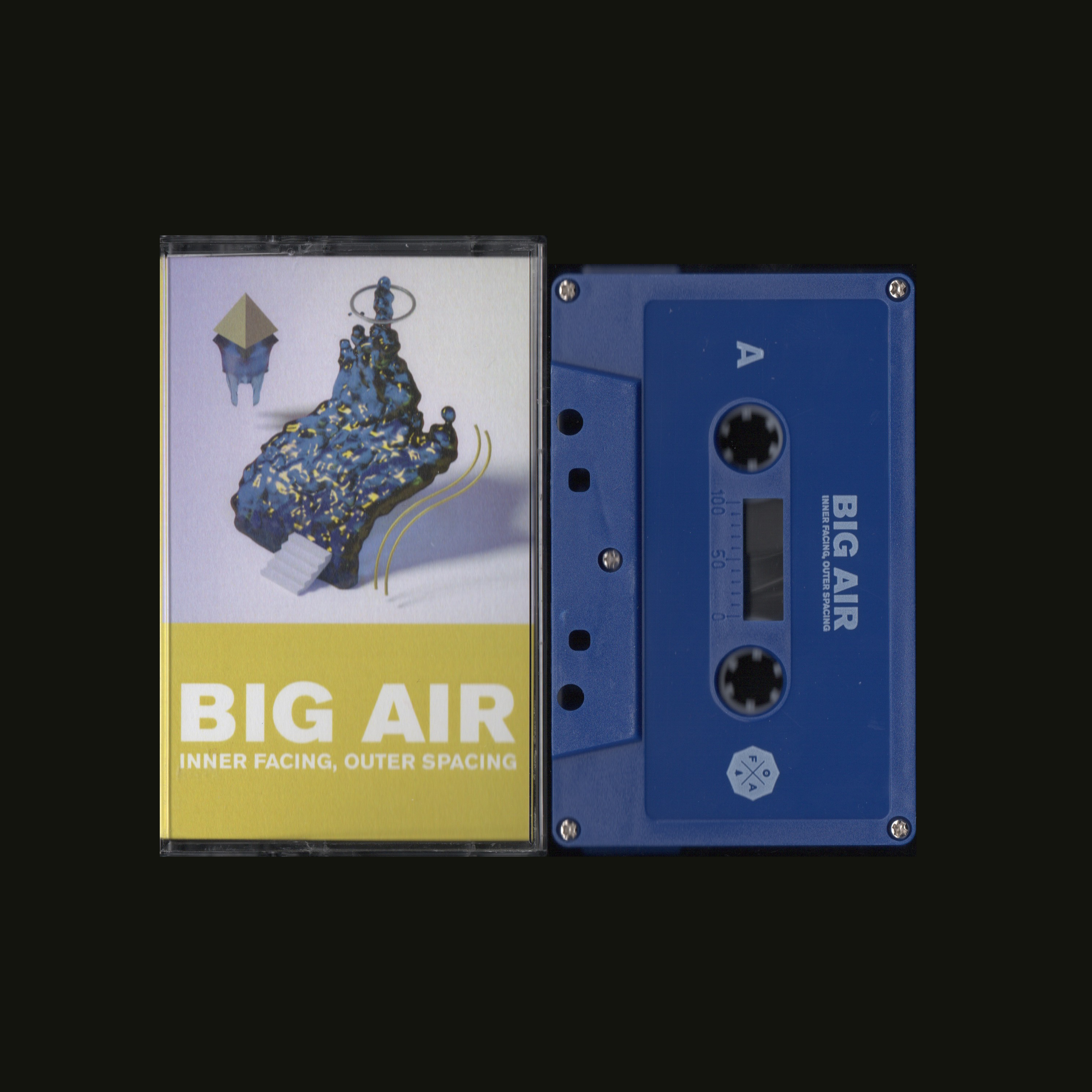 Big Air - Inner Facing, Outer Spacing (Forged Artifacts)