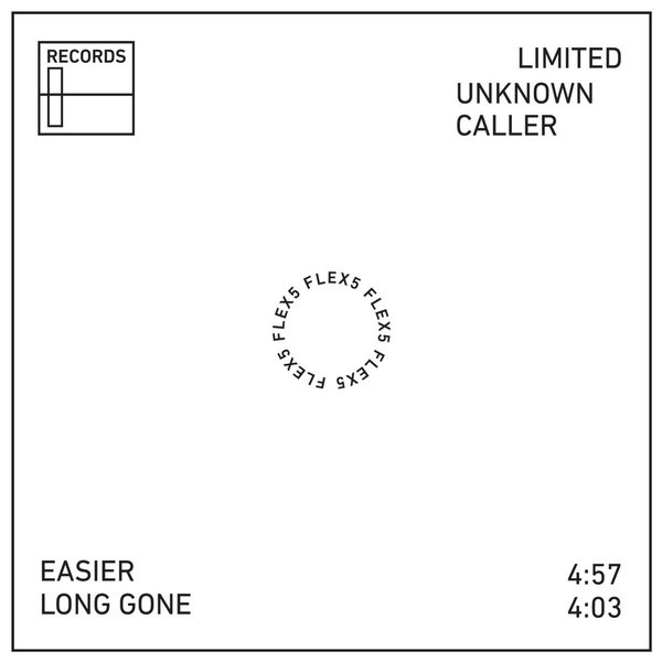 Limited - Unknown Caller (Flexi Disc)