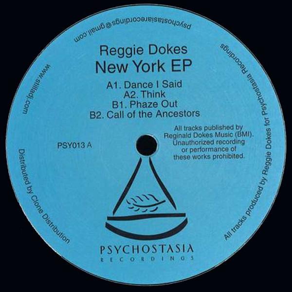 Reggie Dokes – New York EP (Psychostasia Recordings)